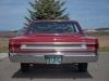 1967 Plymouth GTX - Rear View