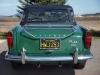 1967 Triumph TR-4 A IRS - Rear View