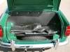 1967 Triumph TR-4 A IRS - Trunk View