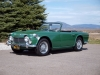 1967 Triumph TR-4 A IRS - Front/Side View