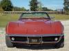 1968 Chevrolet Corvette L36 Convertible - Front View