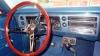 1968 Chevrolet Custom Chevelle - Interior View