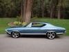 1968 Chevrolet Custom Chevelle - Side View