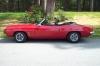 1969 Firebird Convertible - Side View