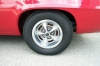 1969 Firebird Convertible - Wheel View