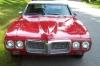 1969 Firebird Convertible - Front View