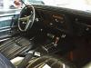 1969 Pontiac Firebird - Interior View