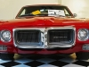 1969 Pontiac Firebird - Front View