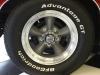 1969 Pontiac Firebird - Wheel View