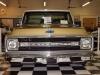 1970 Chevrolet Custom 10 Pickup - Front View