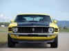 1970 Ford Mustang Fastback - Front View