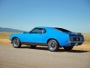 1970 Mustang Mach 1 Fastback - Rear/Side View