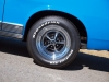 1970 Mustang Mach 1 Fastback - Wheel View