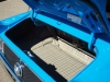 1970 Mustang Mach 1 Fastback - Trunk View