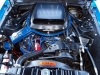1970 Mustang Mach 1 Fastback - Engine View