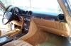 1986 Mercedes Benz 560 SL - Interior View