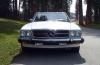 1986 Mercedes Benz 560 SL - Front View