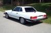 1986 Mercedes Benz 560 SL - Back/Side View