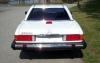 1986 Mercedes Benz 560 SL - Back View