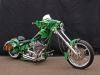 2006 Custom Built Chopper/Bagger - Front/Side Shot