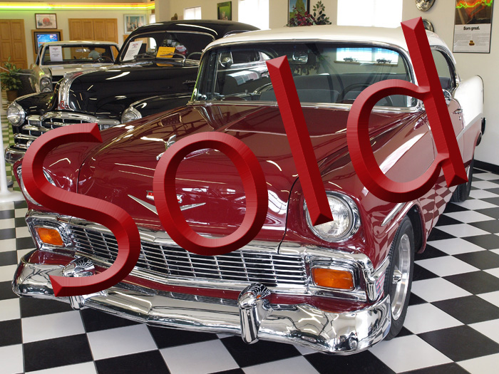 1956 Chevrolet 210 Hard Top