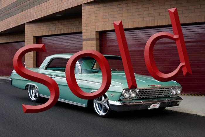 1962 Custom Chevrolet Impala