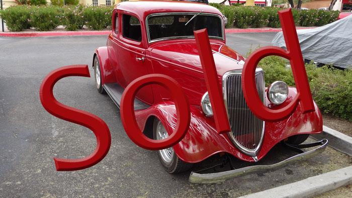 1934 Ford 5 Window Custom