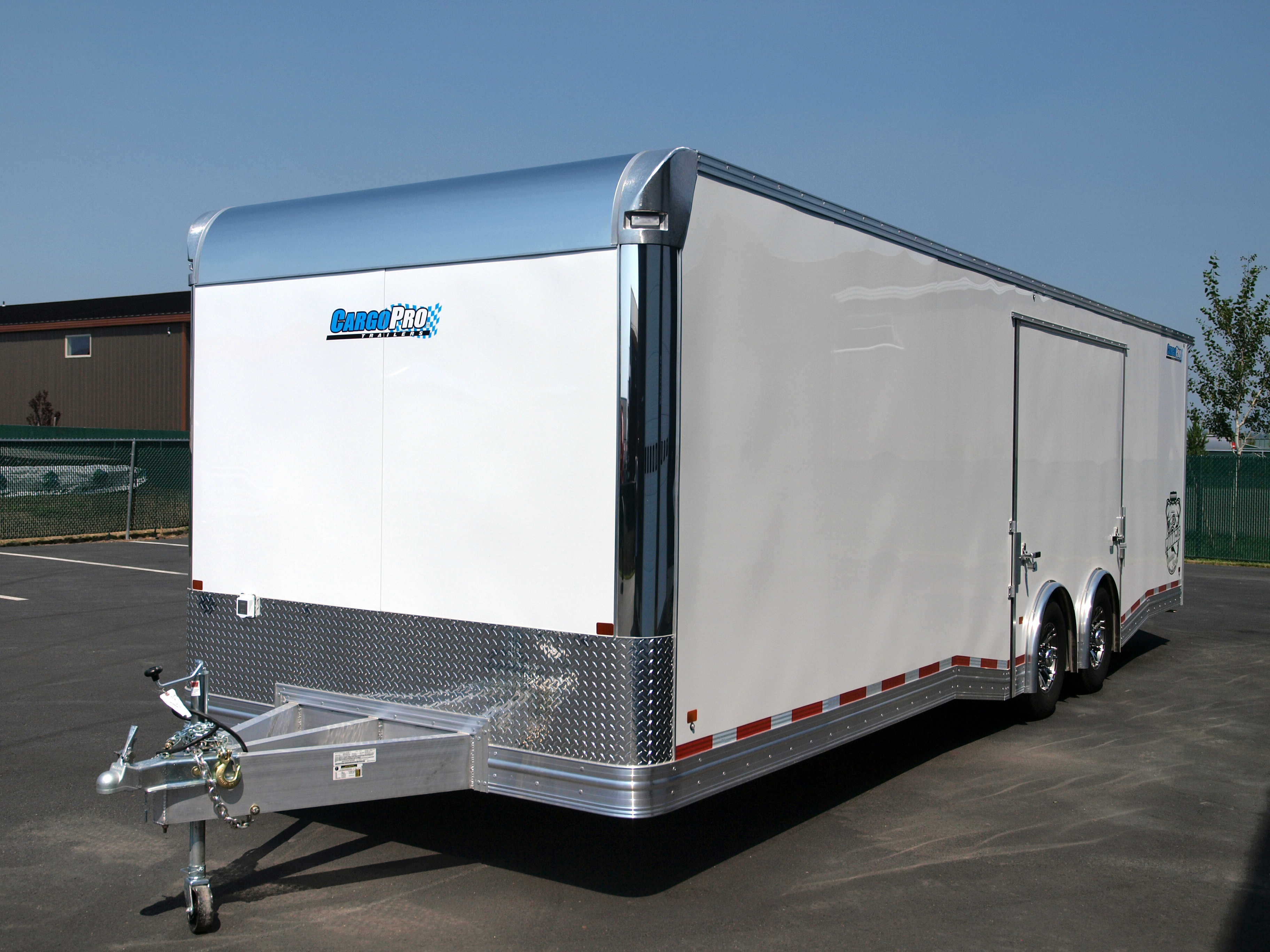 2020 28 Foot Cargo Pro Pinnacle Series Car Hauler